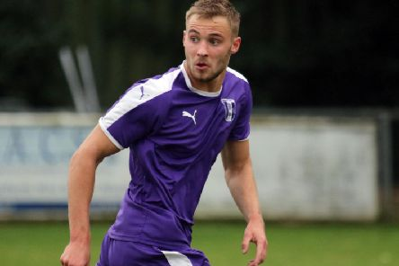 Taylor Orosz scored a brace to guide Daventry to a win.