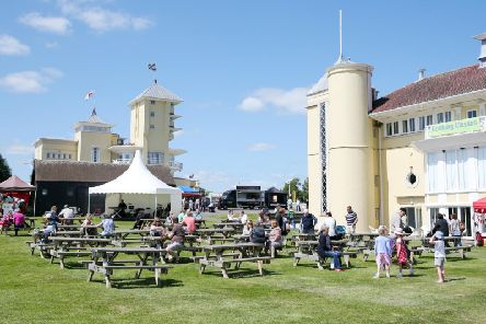 Towcester Food Festival at Towcester Racecourse will continue next year