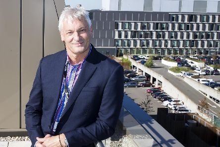 University boss Nick Petford has criticised meddling journalists for asking difficult questions of councillors and accentuating the negatives.