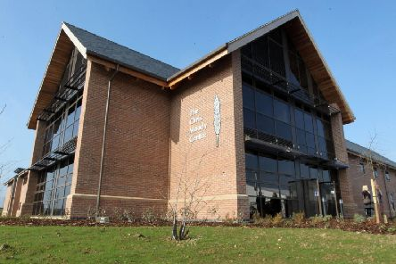 The Chris Moody Centre is being purchased by Daventry District Council