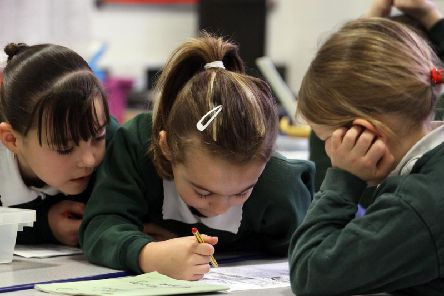 80 per cent of primary schools in Northamptonshire are ranked 'good' or 'outstanding'.