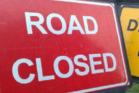 Part of the A21 is currently closed