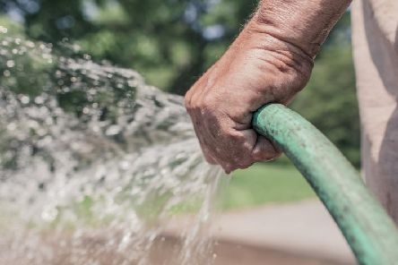 The hosepipe ban was introduced towards the end of June.