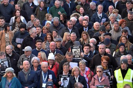 Bloody Sunday: Social media reaction to news one soldier charged with two counts of murder