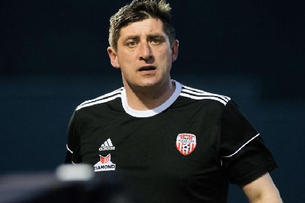 Derry City manager, Declan Devine will be frustrated to see his side concede a late penalty in Waterford.