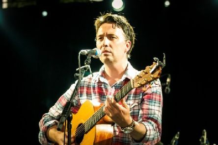 Paul Casey will be performing in Creggan this Thursday.