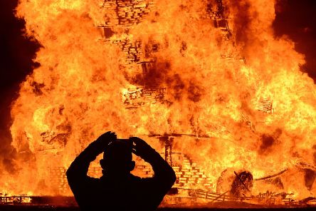 'Bonfire diehards risk demonising and killing off their own culture'