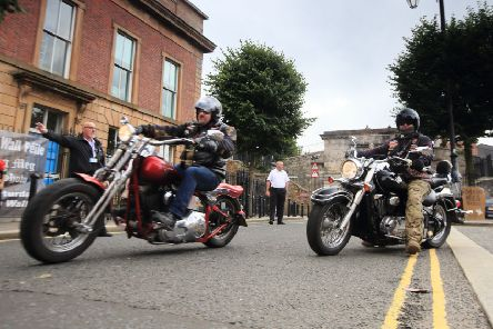 The Roaring Meg Bike Show is a hugely popular event. Picture: Gavan Connolly.