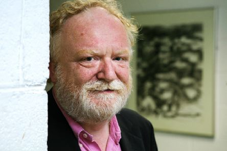 Frank McGuinness. Picture: Dominic Martella, UCD.