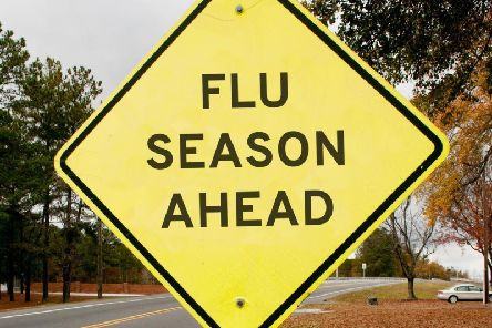 Flu vaccines cancelled.