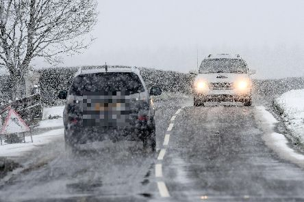 Weather experts are predicting some snowfall this weekend and the beginning of next week.