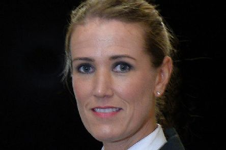 Chief Superintendent Emma Bond.