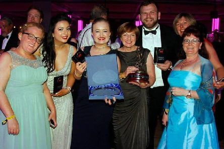 Banbridge Musical Society collected four prizes at the Association of Irish Musical Societies annual Awards Gala last year. Now they are appealing for everyone to suopport the company to save it from closure.