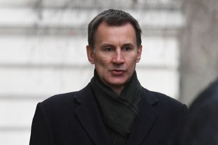 Foreign Secretary Jeremy Hunt. Photo: Stefan Rousseau/PA Wire