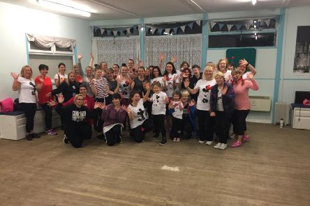 Danceathon raises hundreds for Comic Relief