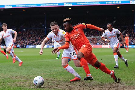 Kazenga LuaLua has signed a new deal with Luton