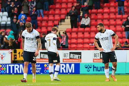 Luton are left to reflect on yet another defeat, losing 3-1 at Charlton on Saturday