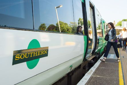 Southern services will be affected by the signalling works