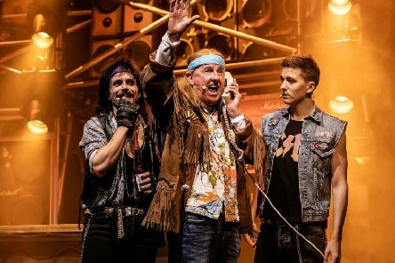 Rock Of Ages production photos'' by The Other Richard SUS-190320-101924001