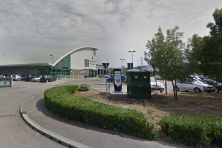 A man has died after collapsing in Bannatyne Health Club in Edward Road, Eastbourne SUS-190326-132516001