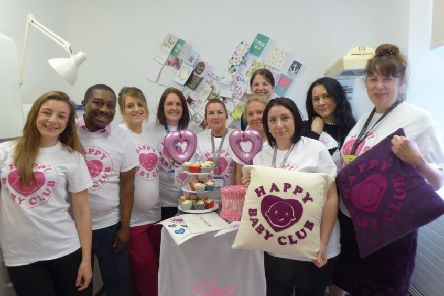 East Sussex Healthcare NHS Trust launches Happy Baby initiative