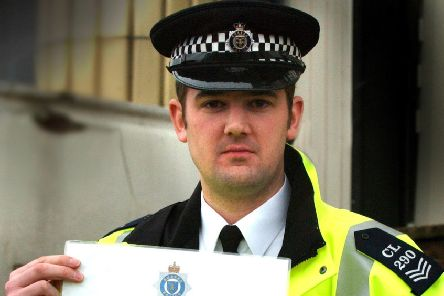 Former Chief Inspector Rob Leet met a domestic violence victim for sex while he was on duty