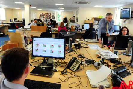 Could you be the next addition to our newsroom?