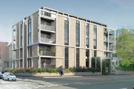 Plans to convert Eastbourne House to 22 flats