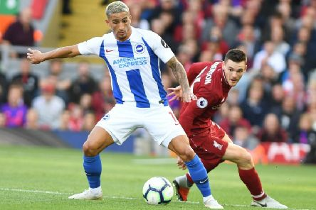 Anthony Knockaert. Picture by PW Sporting Photography