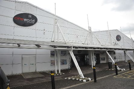 Cineworld in Sovereign Harbour has now closed.