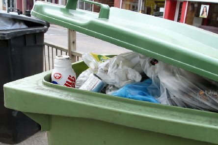 Free extra recycling bin for all Eastbourne homes