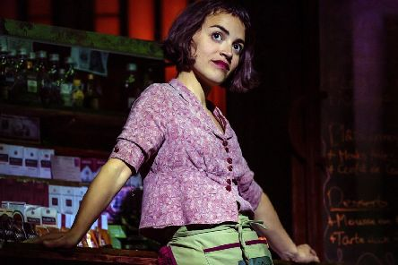 Amelie The Musical. Picture by Pamela Raith