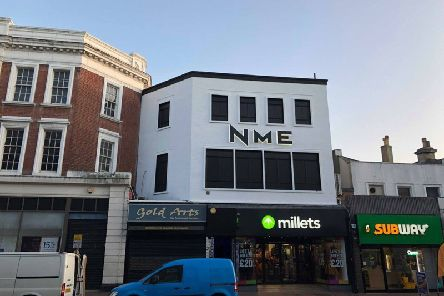 NME has had a quarter of a million invested in it