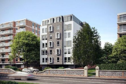 Decision due on seven-storey block of flats in Eastbourne