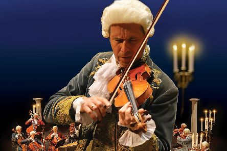 The Mozart Festival Orchestra brings the passion of the 18th century to life