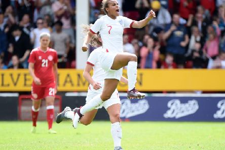 Nikita Parris  (Photo by Nathan Stirk/Getty Images)