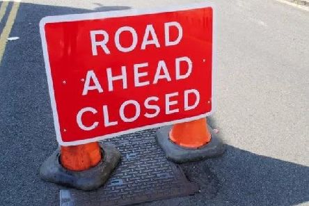 The A28 has been closed