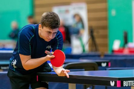 Jack Bennett booking his place at National Championships