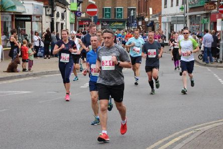 Harborough Carnival of Running is returning