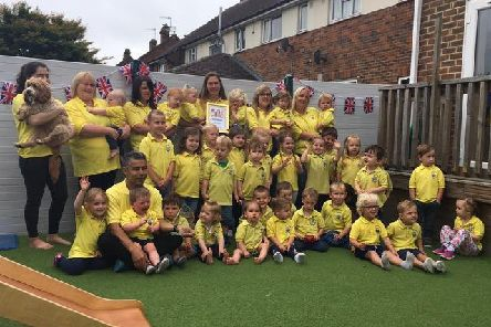 Little Dolphins is our Nursery of the Year