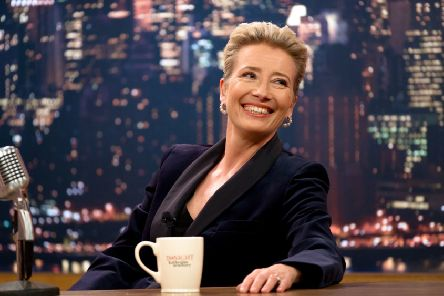 Emma Thompson stars in Late Night
