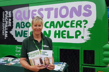 Cancer prevention advice from Macmillan SUS-180731-141916001