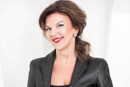 Tasmin Little. Picture by Benjamin Ealovega
