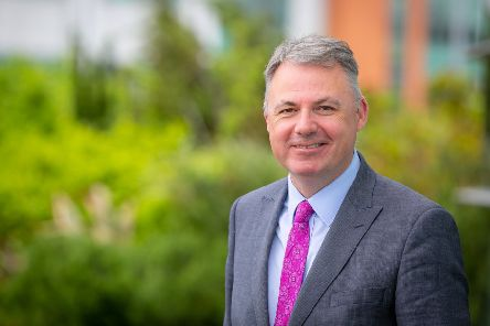 Tom Bewick, the Brexit Party's prospective parliamentary candidate for Hastings and Rye