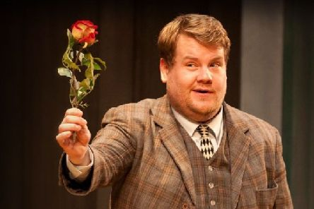 James Corden in One Man, Two Guv'nors