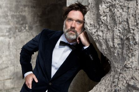 Rufus Wainwright. Picture by V. Tony Hauser