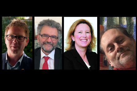 The Hastings and Rye election candidates