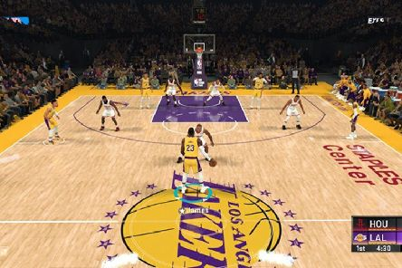 NBA 2K20 is out now
