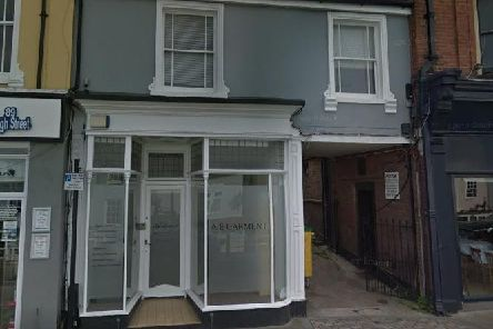 A E Garment's offices in Hemel High Street. Credit: Google Maps
