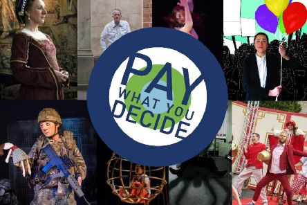 Lincoln Drill Hall Pay What You Decide EMN-190121-234802001